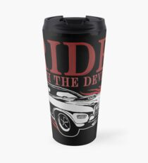 Ride With The Devil Thermobecher