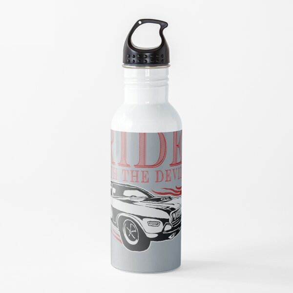 Ride With The Devil Water Bottle