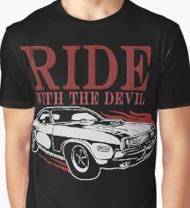 Ride With The Devil Grafik T-Shirt