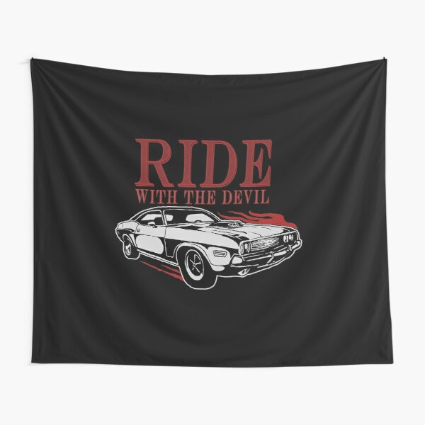 Ride With The Devil Tapestry