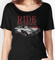Ride With The Devil Loose Fit T-Shirt