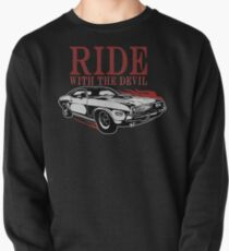 Ride With The Devil Pullover