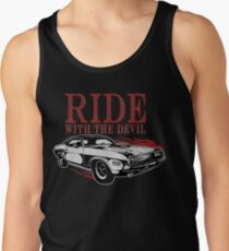 Ride With The Devil Tank Top