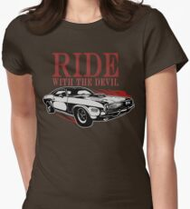 Ride With The Devil Tailliertes T-Shirt