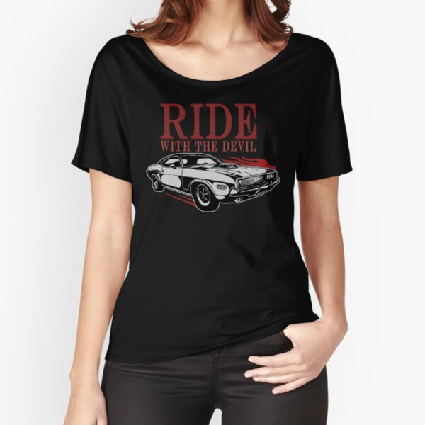 Ride With The Devil Relaxed Fit T-Shirt