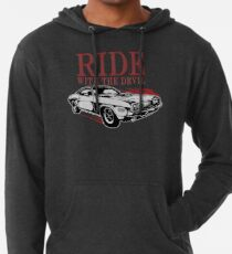 Ride With The Devil Leichter Hoodie