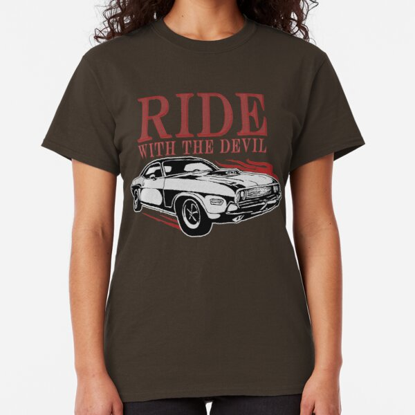 Ride With The Devil Classic T-Shirt