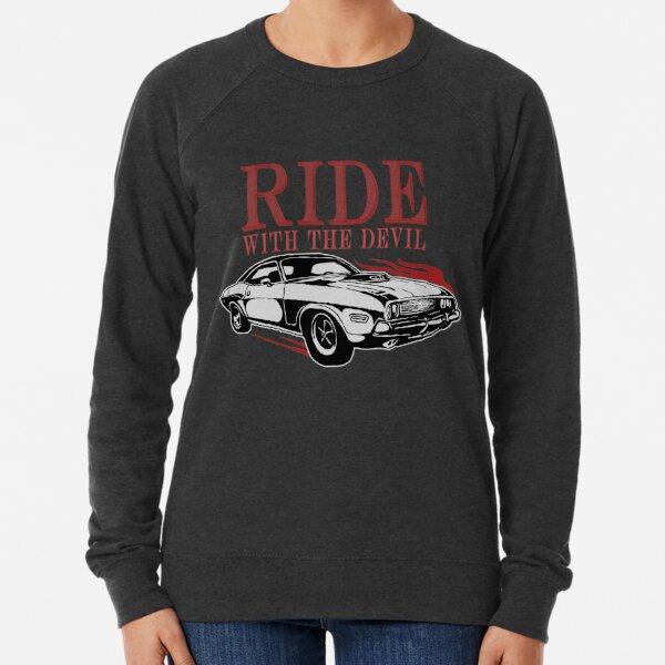 Ride With The Devil Lightweight Sweatshirt