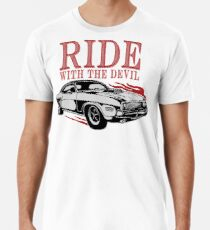 Ride With The Devil Premium T-Shirt