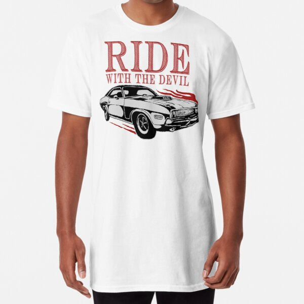 Ride With The Devil Long T-Shirt