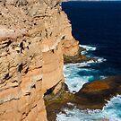 """""""Zuytdorp Cliffs II"""" Shark Bay, Western Australia by wildimagenation"""