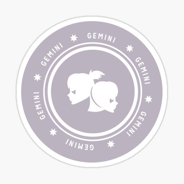 Gemini - Light Sticker