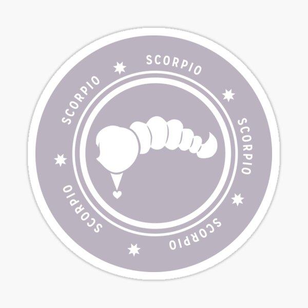 Scorpio - Light Sticker