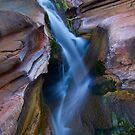 """Hammersley Gorge Waterfall"" Karijini National Park, Western Australia by wildimagenation"
