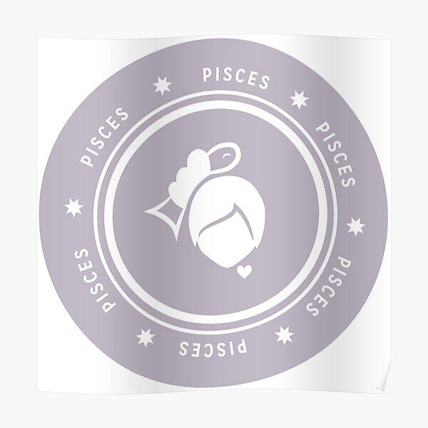 Pisces - Light Poster