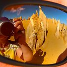 """Through the Looking Glass"" The Pinnacles, Western Australia by wildimagenation"