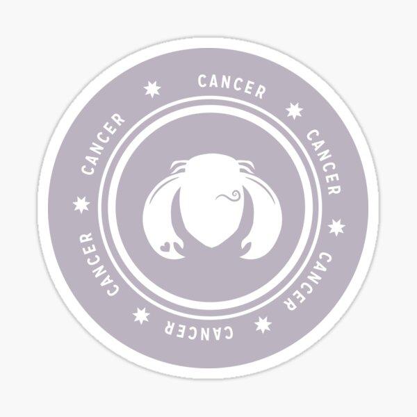 Cancer - Light Sticker