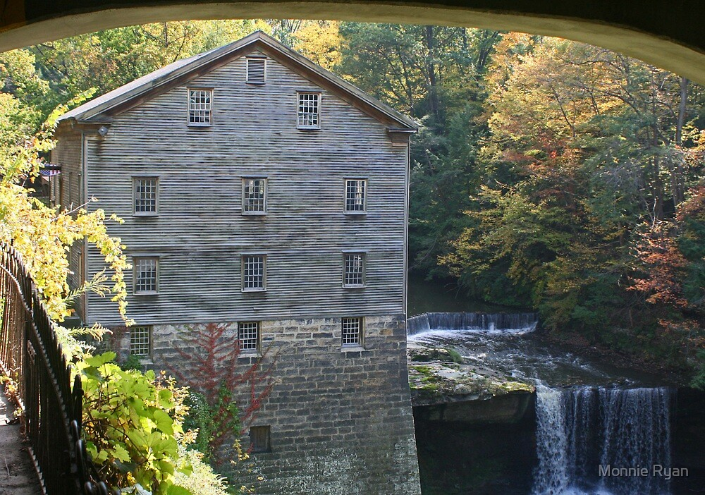 Down By the Old Mill Stream by Monnie Ryan