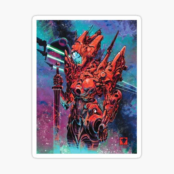 Cosmoknight Sticker