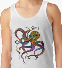 Electric Octopus Tank Top