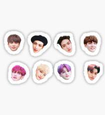 ATEEZ - Faces. Sticker