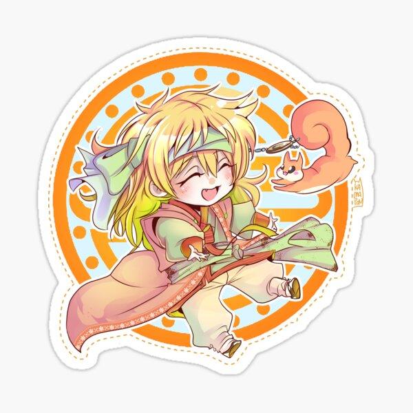Zeno Sticker