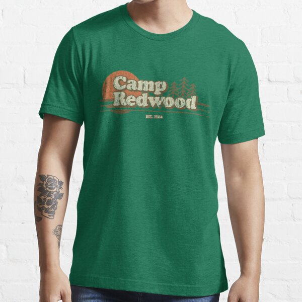 Camp Redwood 1984 T-shirt essentiel