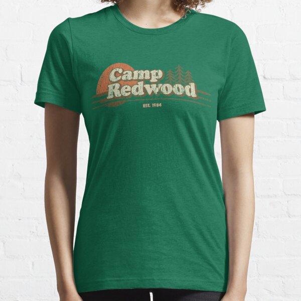 Camp Redwood 1984 Essential T-Shirt