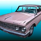 1963 Mercury Monterey by Bryan D. Spellman