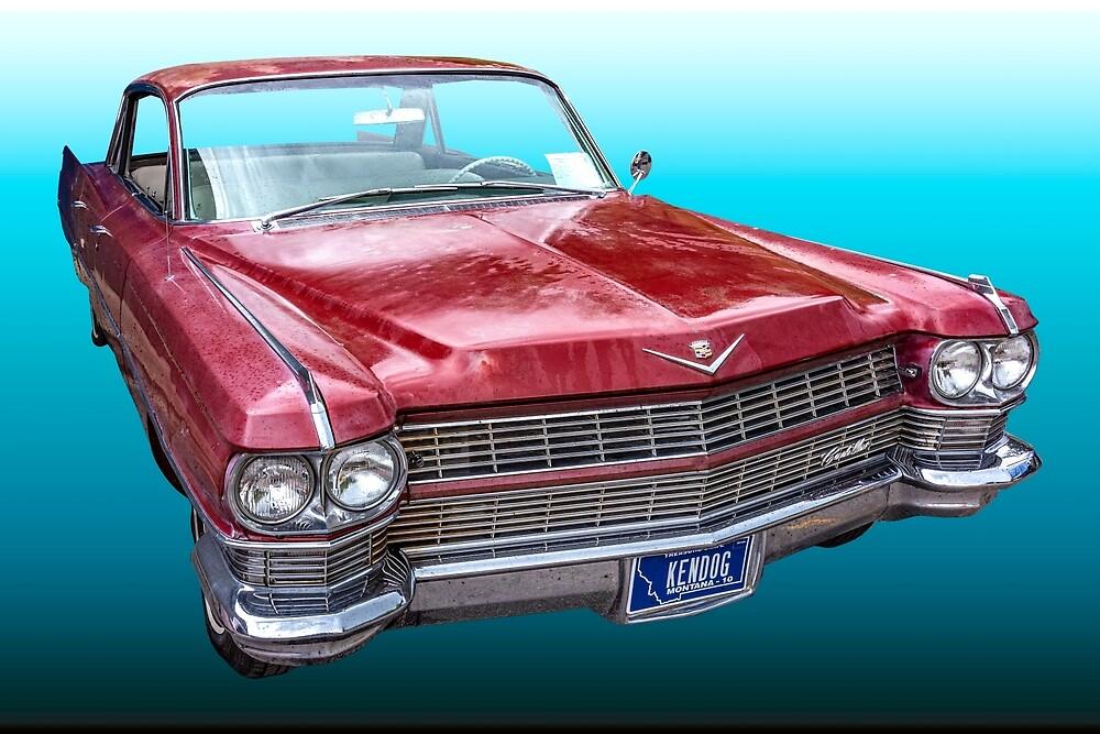 1964 Cadillac 6 Window Sedan de Ville by Bryan Spellman