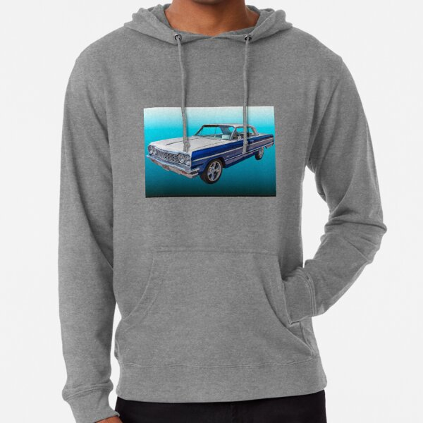 1964 Chevrolet Impala Lightweight Hoodie
