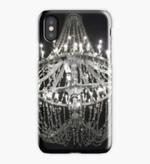 The Chandelier From An Underground Cathedral in Poland iPhone Case