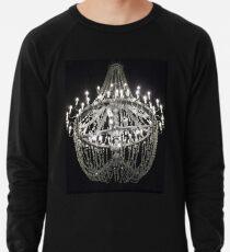 The Chandelier From An Underground Cathedral in Poland Lightweight Sweatshirt