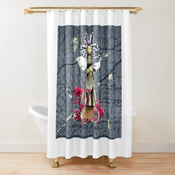 City of Angels, Kelton Place Shower Curtain