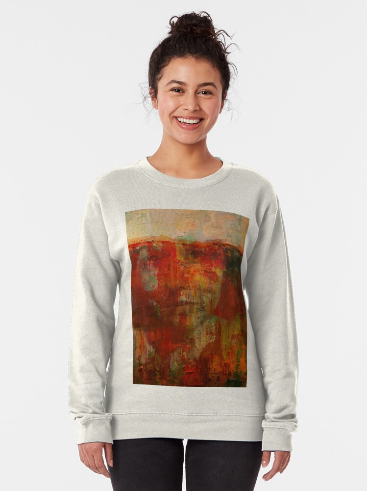 Alternate view of Best of Times, Worst of Times Pullover Sweatshirt