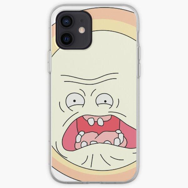 Screaming Sun iPhone Soft Case