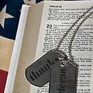 Veteran's Faith by Maria Dryfhout