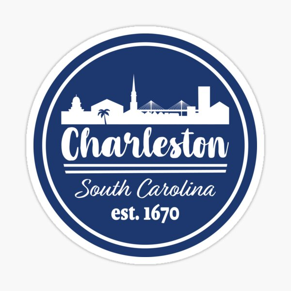 Chucktown 2.0 Sticker