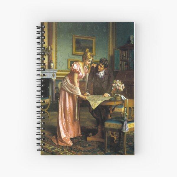 Regency Spiral Notebook