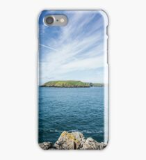 Skomer Island iPhone Case/Skin