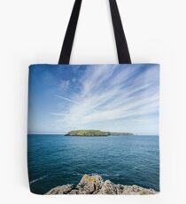 Skomer Island Tote Bag