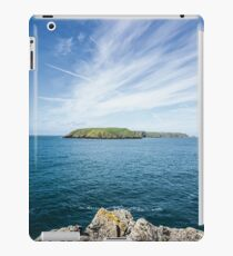 Skomer Island iPad Case/Skin