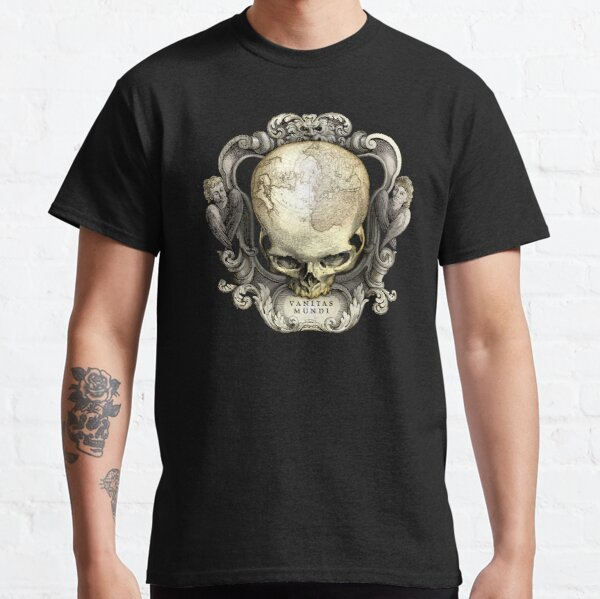 Vanitas Mundi Camiseta clásica
