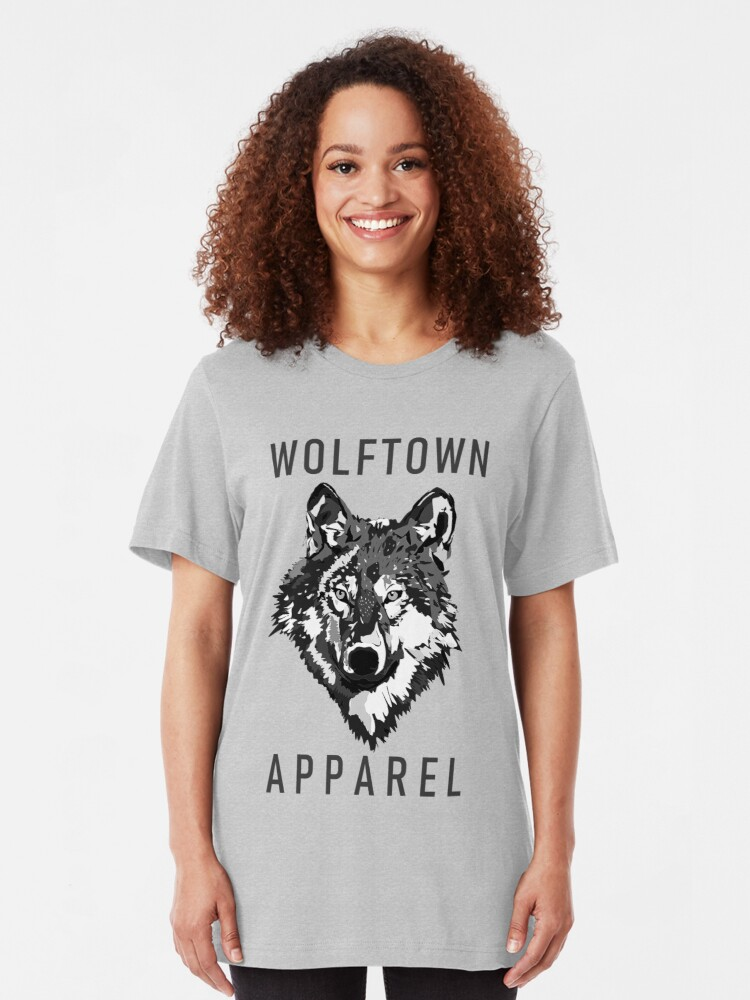Alternate view of Wolftown 2 Slim Fit T-Shirt