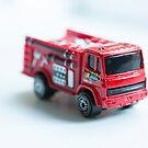 FireTruck by Hege Nolan