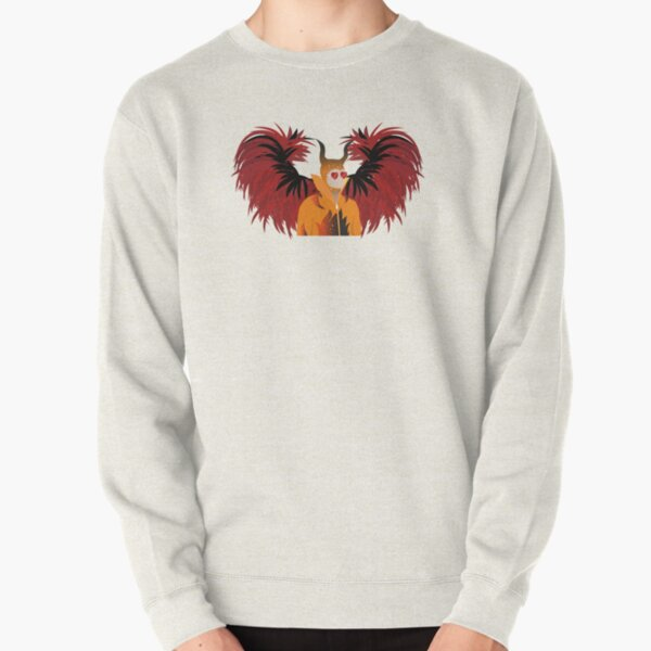 Rocketman Devil Pullover Sweatshirt