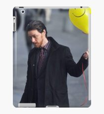 mcavoy iPad Case/Skin