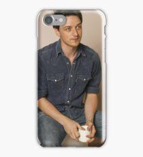 mcavoy iPhone Case/Skin