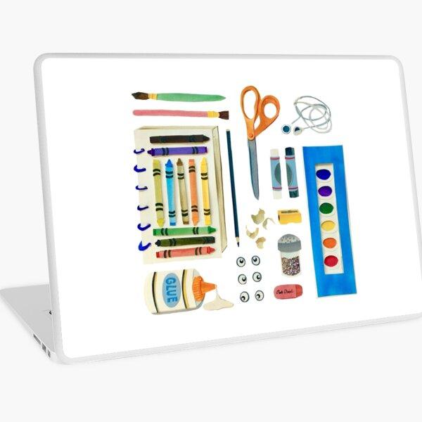 Artist's Starter Kit Laptop Skin