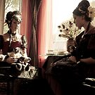 Tea Party 2 by Anna Legault